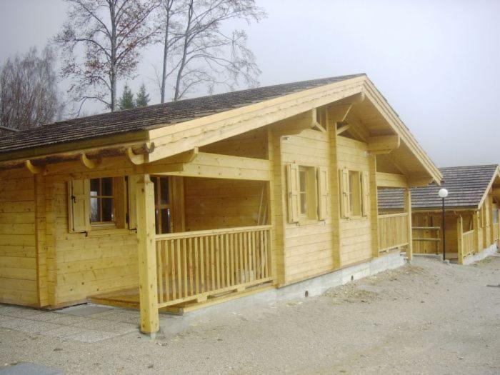 Case di legno case prefabbricate mobili da gardino for Case in legno in polonia