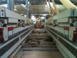 Used Wood Veneer Peeler For Sale - Presses - Clamps - Gluing Equipment, Gluing Lippings and Edge Strips, IMA