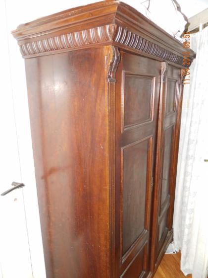 Bedroom sets, Real antique