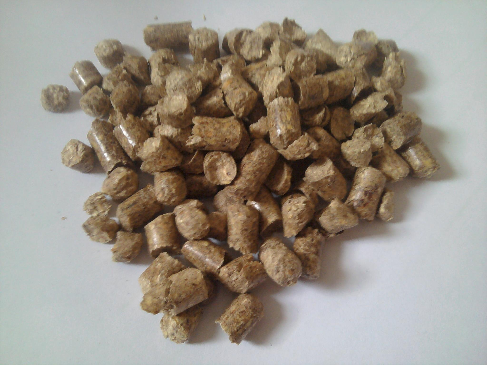 Pellets from ukraine