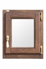 ISO-14001 Certified Finished Products - Oak  Windows from Italy