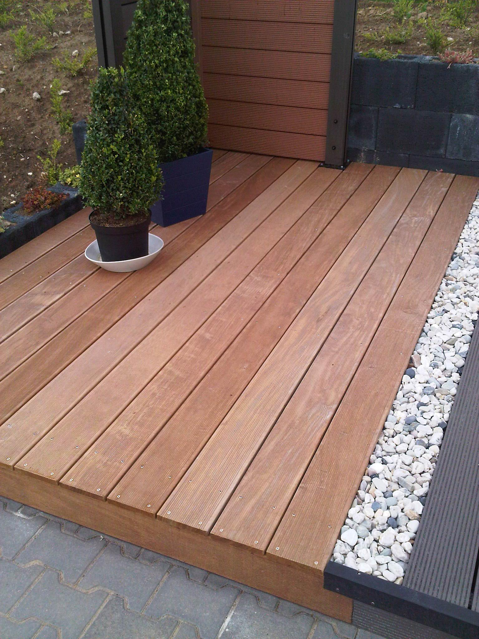 Pin Terrasse En Bois Ipe Gazon De Plaquage on Pinterest