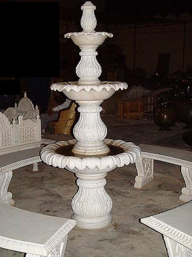 Marble Fountains, Traditional, 1   10 pieces