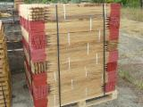 Hungary Hardwood Logs - Oak Stakes for Sale