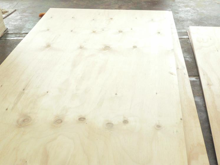 Natural/fancy plywood