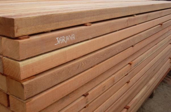 Jarana E2E Decking, 45x70 mm