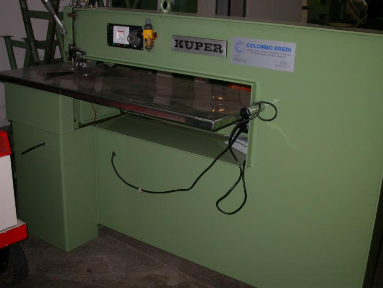 Presses   Clamps   Gluing equipment   FJ equipment, Veneer splicers