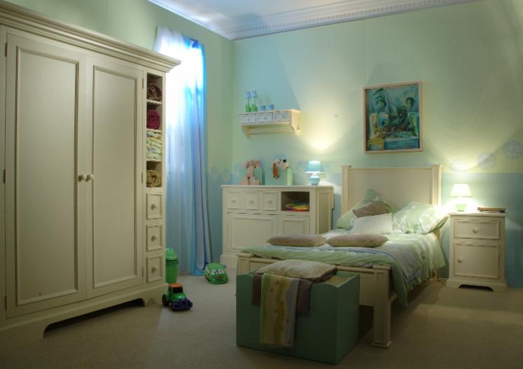 Children's room sets, Nowoczesne