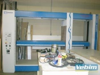 Presses   Clamps   Gluing equipment   FJ equipment, Press (carcase clamps)