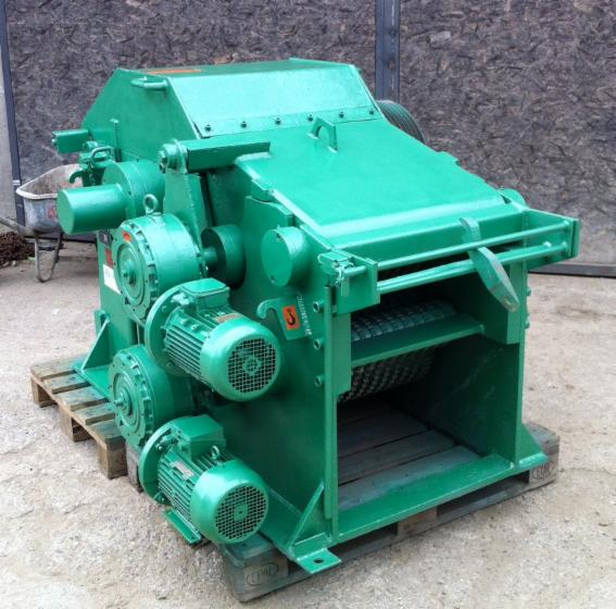 Slicing   Cleaving   Chipping   Debarking, Disintegrators