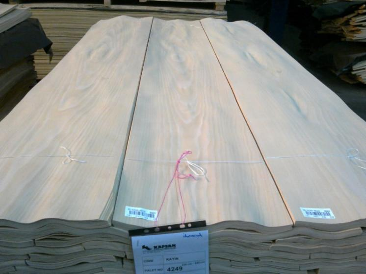 Natural Veneer, Beech (Europe), Quartered
