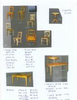 Natural Wood Contract Furniture - Chairs for sale from Romania