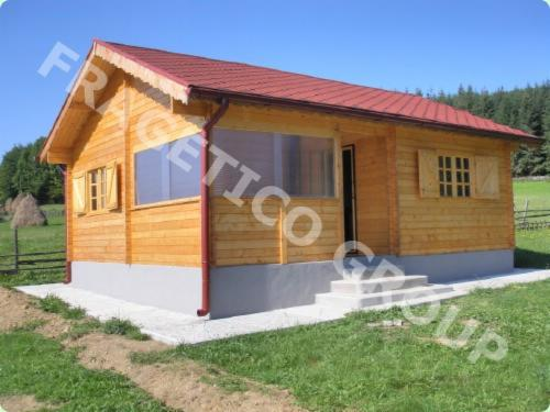 Timber-Framed-House--Spruce-%28Picea-abies%29---Whitewood---ha
