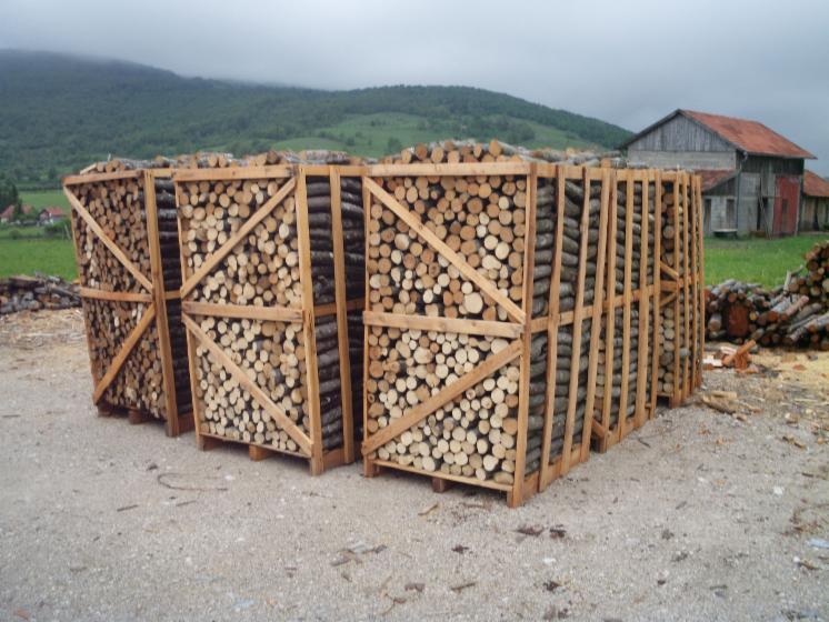 Il carpino legna da ardere