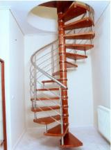 Buy Or Sell Wood Stairs - Spiral Srairs