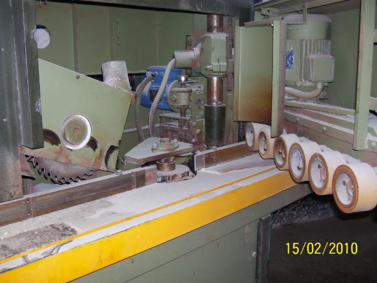 Used-VERTONGEN-1984-Moulding-Machines-For-Three--And-Four-side-Machining-For-Sale