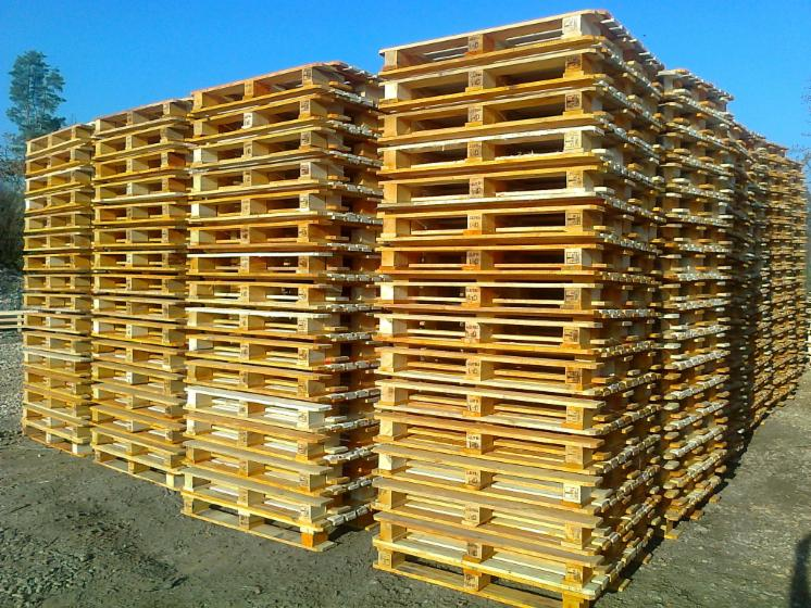 CP pallets, standard pallets, individual orders