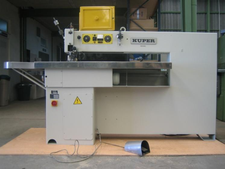 Slicing   Cleaving   Chipping   Debarking, JOINTER THREAD