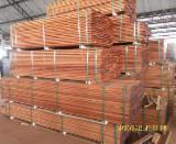 Tropical Wood  Sawn Timber - Lumber - Planed Timber - Brazilian Jatoba Lumber FAS / AD 26 mm