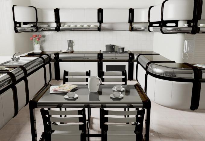 Vend ensemble de meubles de cuisine contemporain feuillus for Ensemble meuble de cuisine