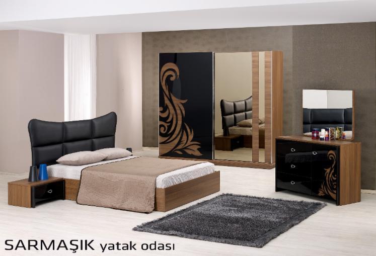 turque sariva chambre coucher moderne turc chambre moderne baroque ameublement decoration la deco - Chambre A Coucher Turquie