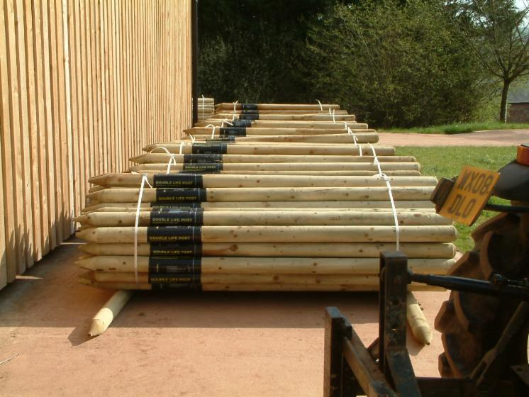 Post Saver Barrier Sleeves, Extend the service life of your timber products.