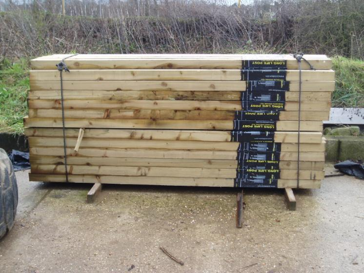 We supply product to extend the service life of your timber
