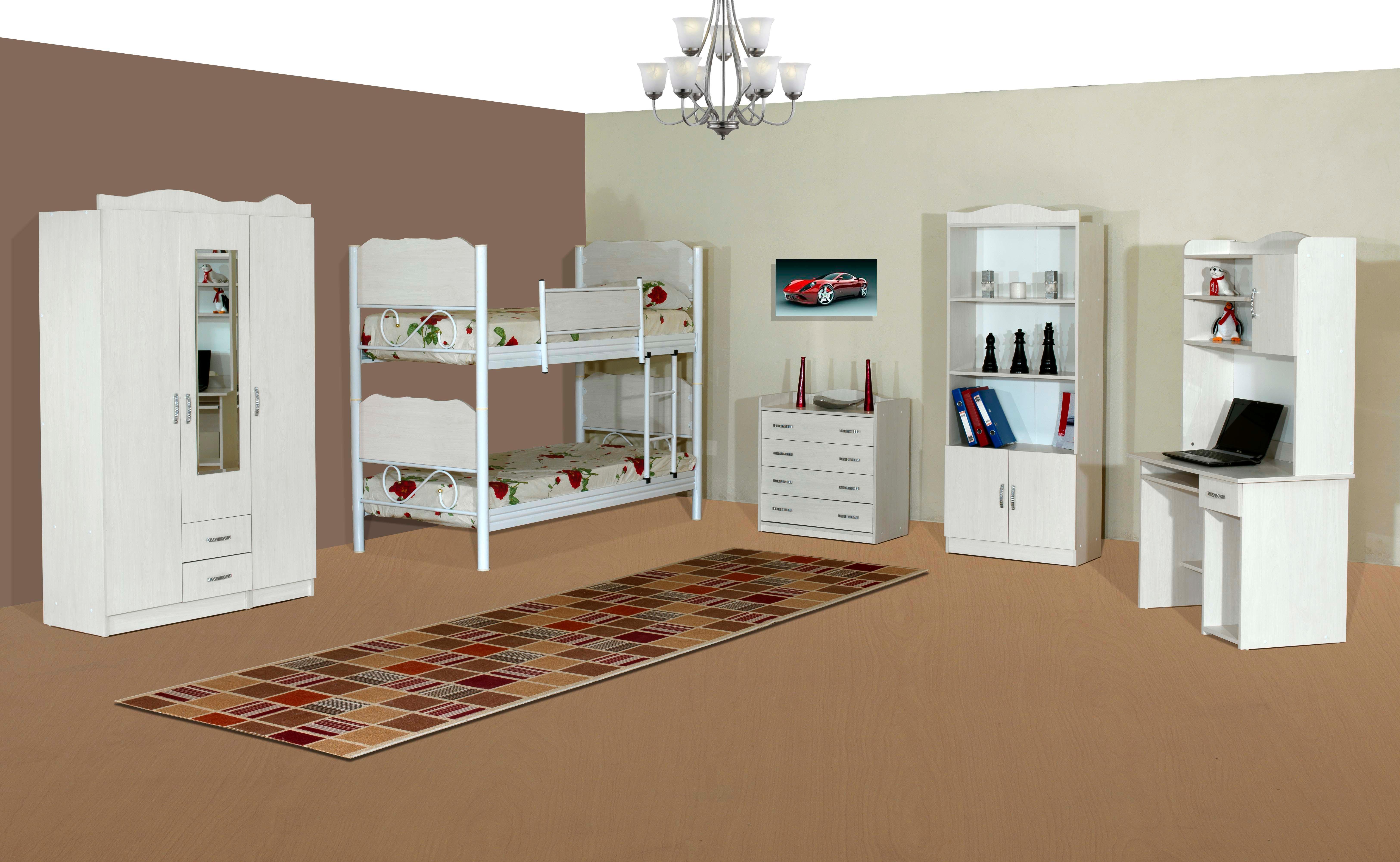 Ikea camera ispirazioni letto da for Arredamenti aventino letti