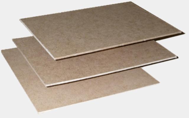 High Density Fiberboard   Hardboard (HDF)