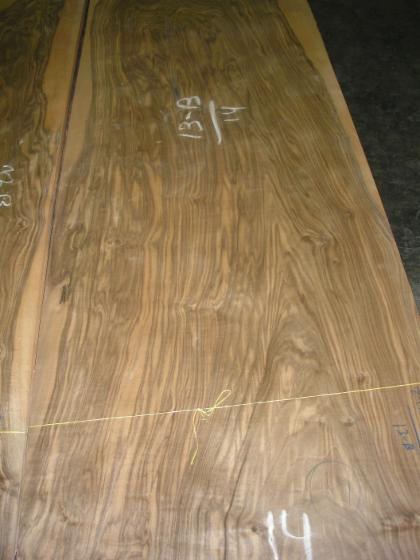 Natural Veneer, Walnut (European), Flat cut