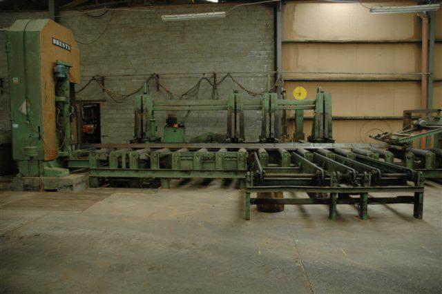 Saws, Band Saw (Log band saw vertical), BRENTA 1