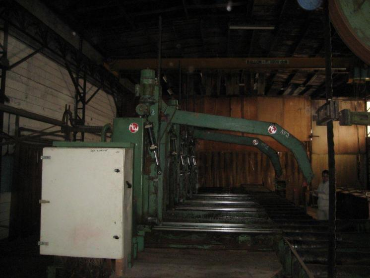 Saws, Band Saw (Log band saw vertical)