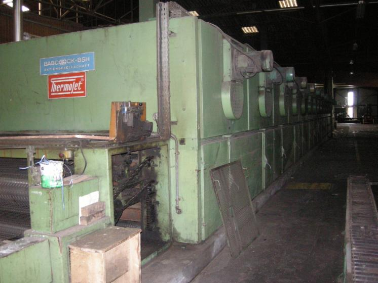 Slicing   Cleaving   Chipping   Debarking, BELT DRYER | SECHOIR | SECADERO DE MALLAS