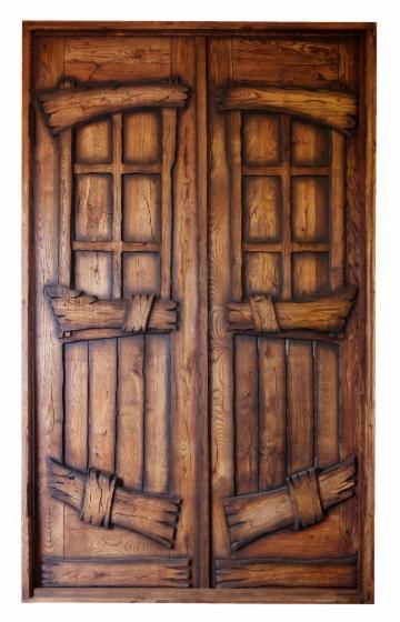 двери, под старину