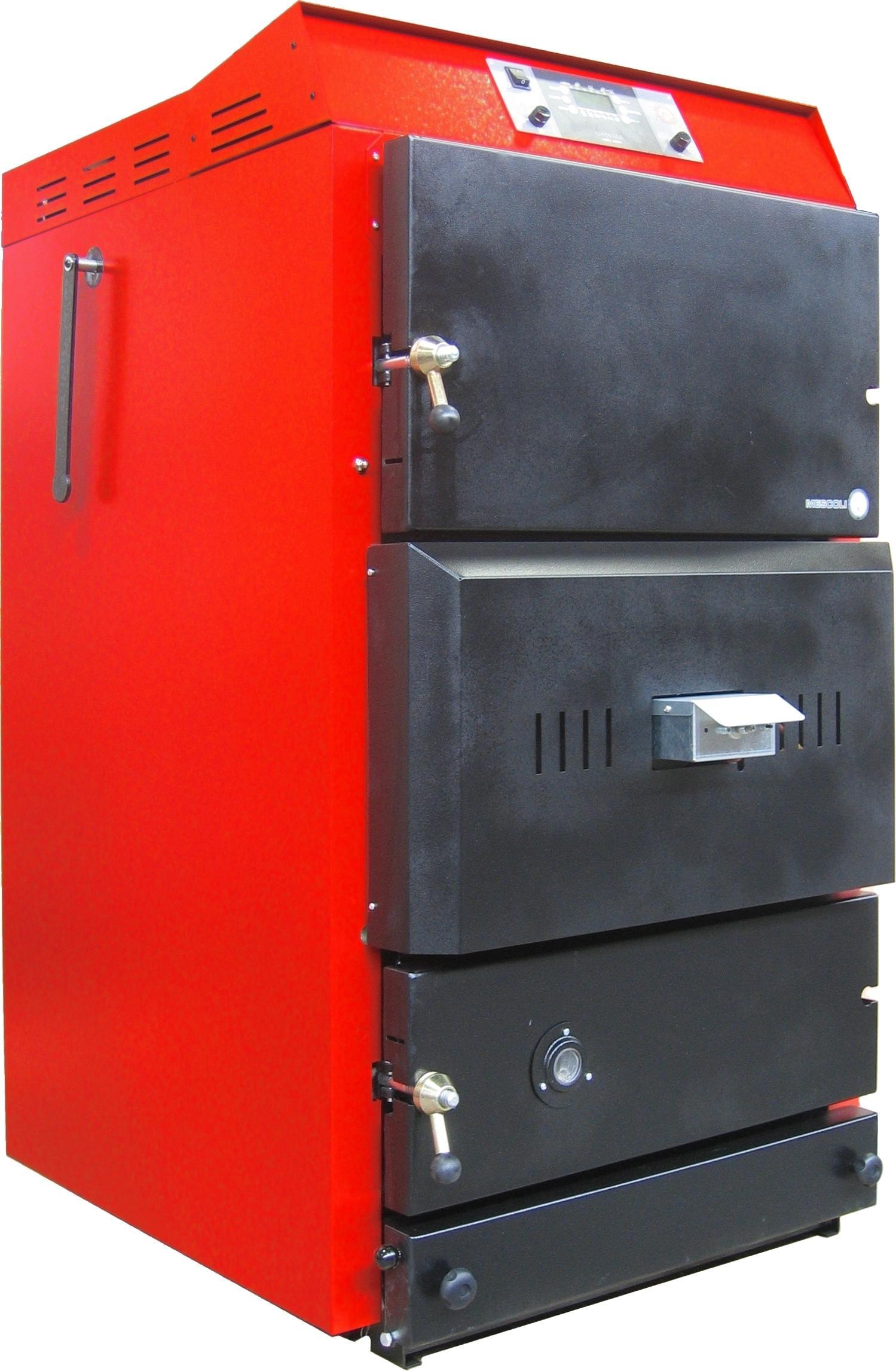 Caldaie a legna a fiamma inversa e gassificazione aspirate for Caldaie a legna fiamma rovesciata arca
