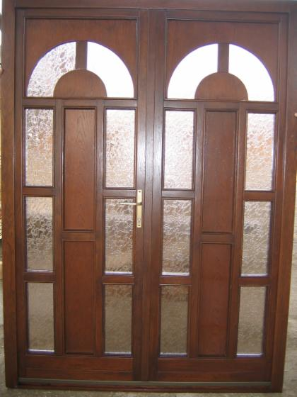 Doors, Spruce (Picea abies)   Whitewood