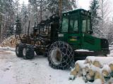 Forest Services - Mechanized felling, Lithuania