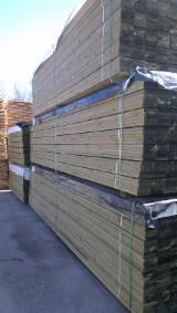 Sawn And Structural Timber Pine Pinus Sylvestris - Scots Pine - Sawn lumber offer from Estonia