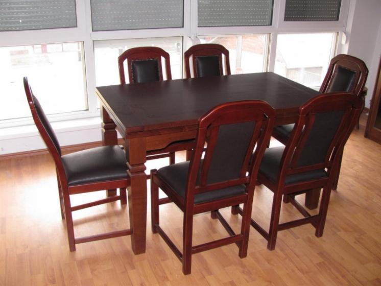 Vend ensemble table et chaises pour salle manger for Ensemble chaise et table salle a manger