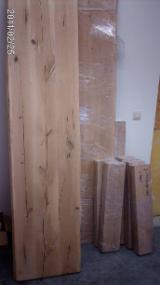 FSC Oak Table Tops, Rustic, 1500-3000 mm