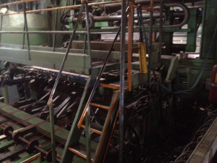 Complete production line, Rotary cut veneer line