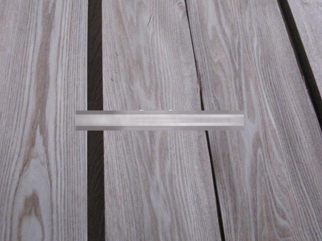 Natural Veneer, Ash (American), Quartered