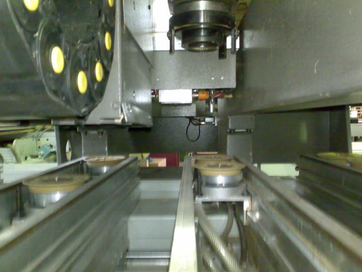 CNC plants, CNC Center