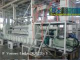 Veneer peeler of plywood prodution line machines