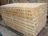 Laubschnittholz, Besäumtes Holz, Hobelware  Zu Verkaufen Deutschland - nordische Birke / A/B Qualität / Besäumt / Frisch o. Trocken