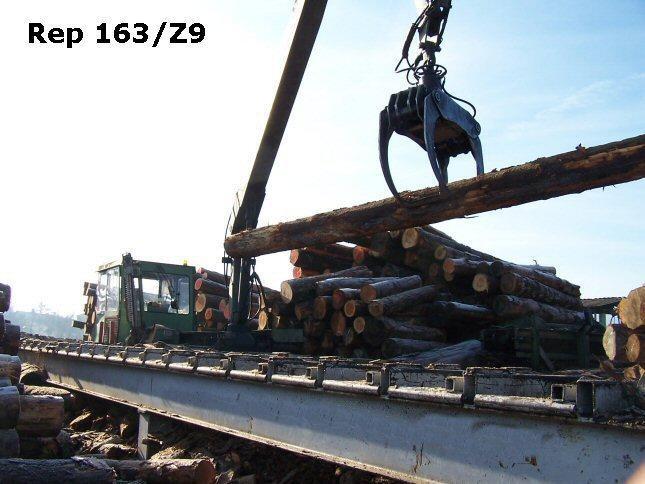 Transport/ Sorting/ Storage, Log Handling Equipment, Baljer Zembrod ...