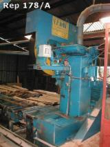 Used André Technologies Sens Antihoraire/ Anticlockwise 1979 Log Band Saw Vertical For Sale France