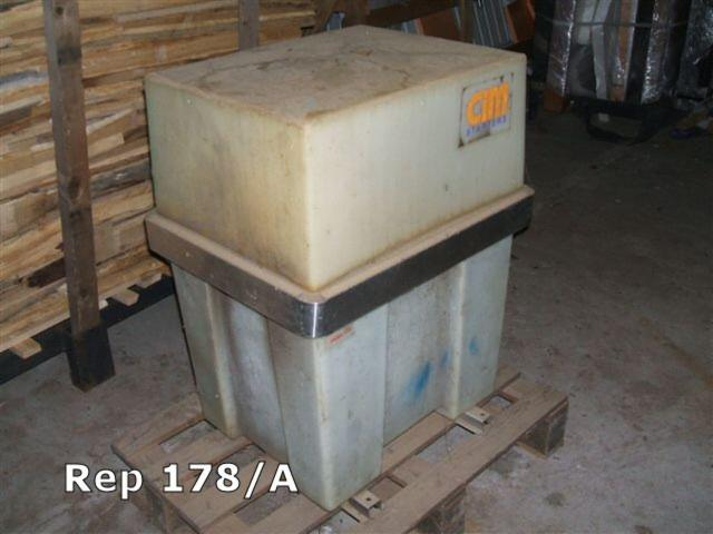 Gebraucht André Technologies Sens Antihoraire/ Anticlockwise 1979 Blockbandsäge, Vertikal Zu Verkaufen Frankreich