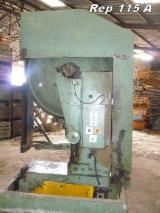 Woodworking Machinery - Used Danckaert E661 S 34756 Log Band Saw Vertical For Sale France