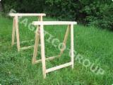 Solid Wood Components Spruce Picea Abies - Whitewood - Pliable support Type Capre